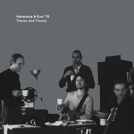 HARMONIA & ENO '76 Tracks and Traces - Vinyl