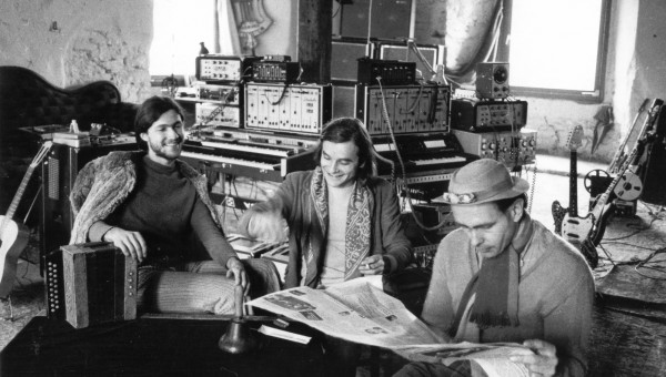 Harmonia, Musik von Harmonia, Michael Rother, Hans-Joachim Roedelius, Dieter Möbius, Grönland Records, groenland records, Berlin, Forst
