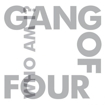 """GANG OF FOUR 'Who am I' - VINYL 7"""""""