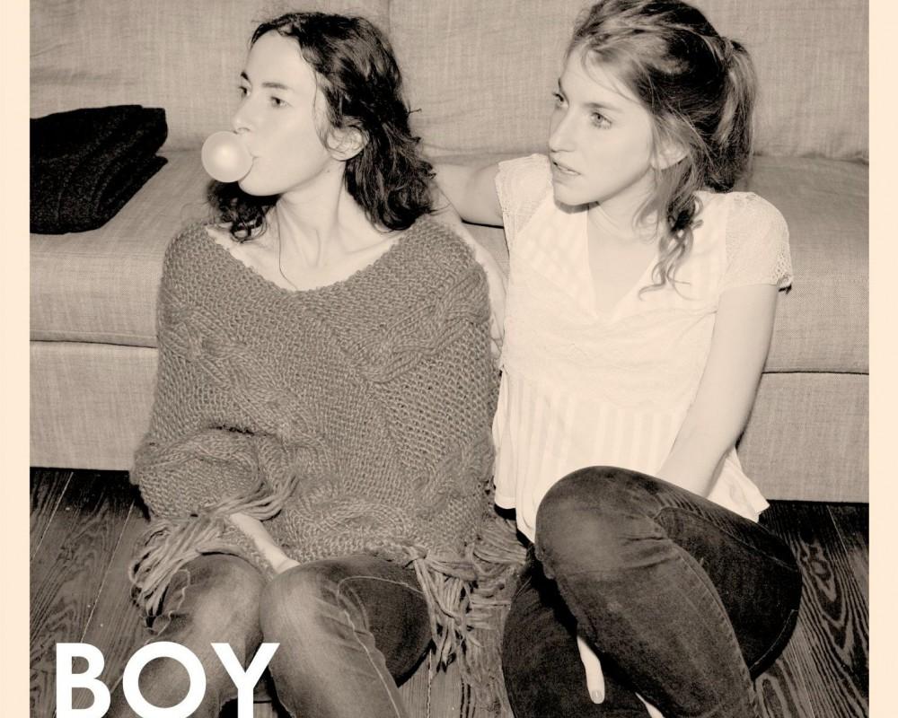 Boy Mutual Friends Lp Groenland Records