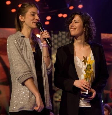 BOY erhalten den EBBA 2012