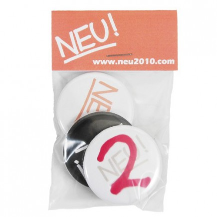 NEU! Buttonset