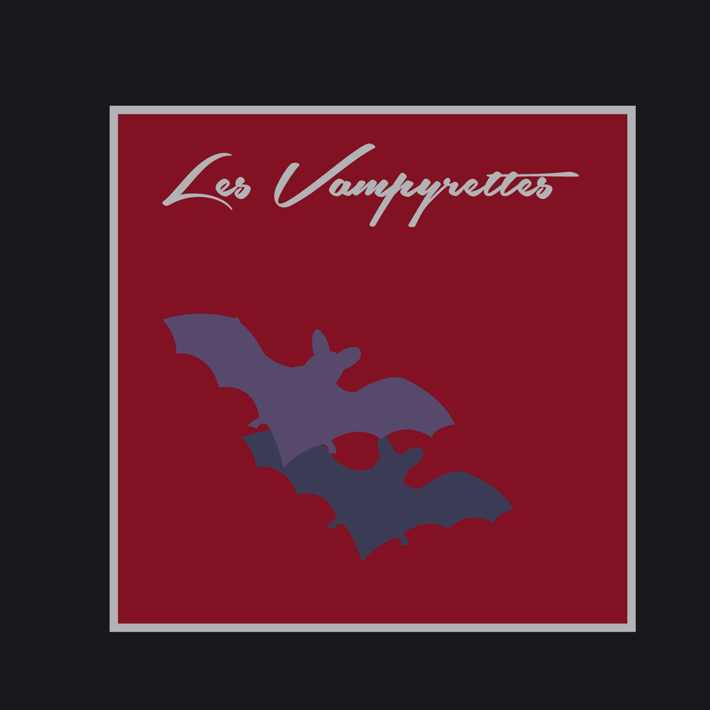 Les Vampyrettes Les Vampyrettes Lp Groenland Records