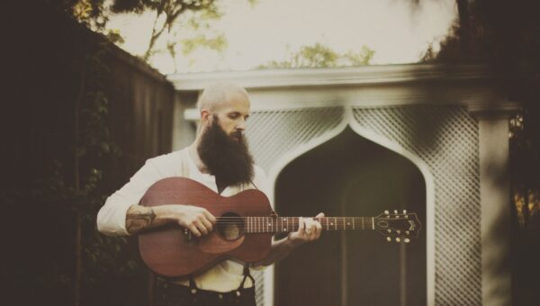 William Fitzsimmons, Gold In The Shadow, The Sparrow And The Crow, Grönland Records, groenland records, Berlin, Pittsburgh