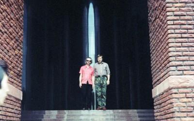 Conny Plank & Holger Czukay